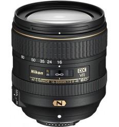 Nikon objektiv DX 16-80 F/2,8-4 ED VR