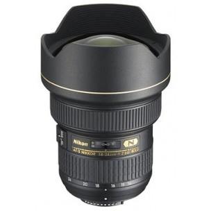 Nikon objektiv AF-S 14-24 mm F2.8G ED