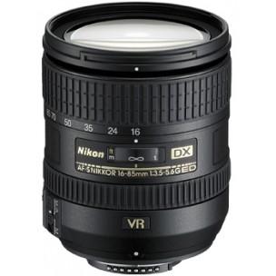 Nikon AF-S DX 16-85 mm F/3,5-5,6 G ED VR