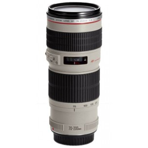 Canon objektiv EF 70-200 F/4 L USM + sončna zaslonka