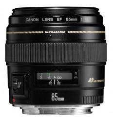Canon objektiv EF 85 F/1,8 USM + Lenspen