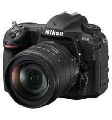 Nikon D500 + 16-80 f/2.8-4 VR (KIT)