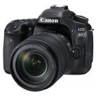 Canon EOS 80D + 18-135 IS Nano USM