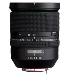 Pentax objektiv HD FA 24-70mm F2,8 ED SDM AW