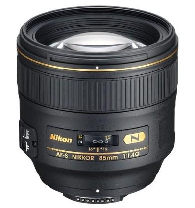 Nikon FX objektiv AF-S 85 mm f/1,4G