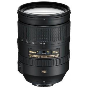 Nikon objektiv AF-S 28-300 mm f/3,5-5,6G ED VR
