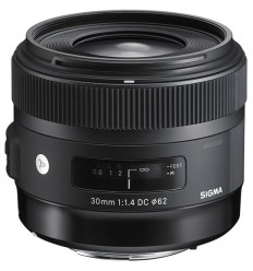 Sigma 30 F/1,4 DC HSM Art (Canon)