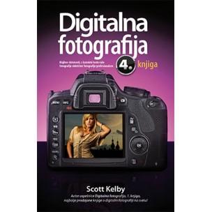 Scott Kelby: Digitalna fotografija, 4. del (knjiga)