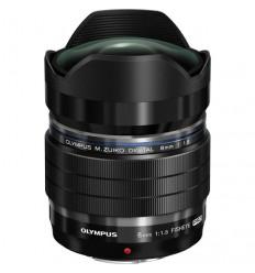 Olympus objektiv 8 mm f/1,8 ED Fish Eye M.Zuiko Pro