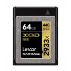 Lexar XQD 64 GB Pro (2933x)