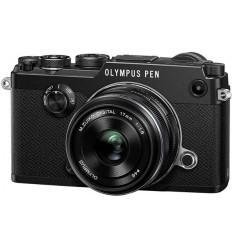Olympus PEN-F + M.Zuiko 17 mm f/1,8