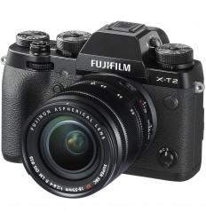 Fujifilm X-T2 + 18-55 OIS (KIT)