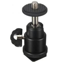 """Ballhead HotShoe adapter na Tripod 1/4"""""""