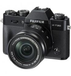 Fujifilm X-T20 + 16-50 f/3,5-5,6 OIS II