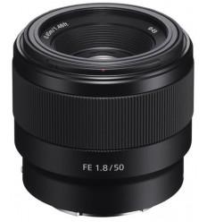 Sony objektiv SEL FE 50/1,8