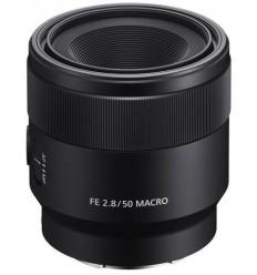 Sony objektiv SEL FE 50 mm F/2,8 Makro