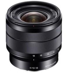 Sony objektiv SEL 10-18/4 OSS