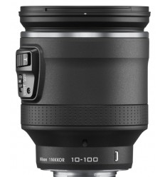 Nikon objektiv 1 NIKKOR VR 10–100 mm f/4,5–5,6 PD-ZOOM