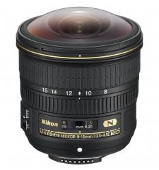Nikon objektiv AF-S 8-15 F/3.5-4.5 E ED Fisheye