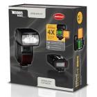 Hahnel bliskavica Modus 600RT Wireless KIT (Nikon)
