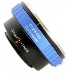 Mount adapter Nikon AF - MFT (micro 4/3)