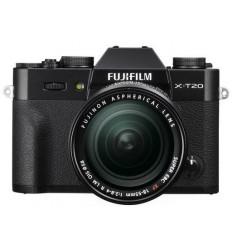 Fujifilm X-T20 + 18-55 F/2.8-4 OIS