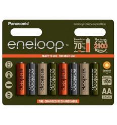 Panasonic eneloop AA Limited Edition (8 kosov)