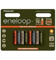 Panasonic eneloop AAA Limited Edition (8 kosov)