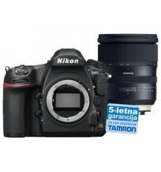 Nikon D850 + Tamron 24-70/2,8 VC USD G2