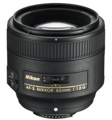 Nikon objektiv 85 mm F/1,8 G