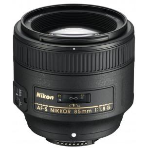 Nikon objektiv AF-S 85 mm F/1,8 G