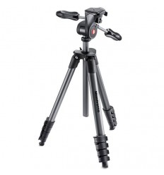 Manfrotto stojalo Compact Advanced (črn)