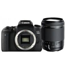 Canon EOS 760D + Tamron 18-200 VC