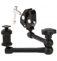 Gibljiva roka Magic Arm (cca. 28 cm) + mini Clamp