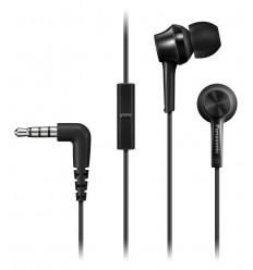Panasonic slušalke z mikrofonom TCM105