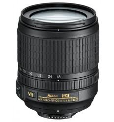 Nikon objektiv AF-S DX 18-105 mm f/3.5-5.6G ED VR