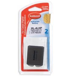Hahnel Li-Ion baterija Canon NB-4L (HL-4LHP)