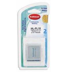 Hahnel Li-Ion baterija Pentax D-Li8 (HL-PL18)