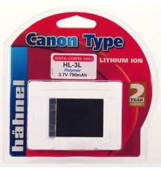 Hahnel Li-Ion baterija Canon NB-3L (HL-3L)