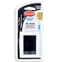 Hahnel Li-Ion baterija Nikon EN-EL9a (HL-EL9a)