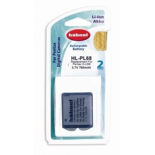 Hahnel Li-Ion baterija Pentax D-Li68 (HL-PL68)