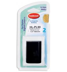 Hahnel Li-Ion baterija Pentax D-LI90 (HL-PL90)