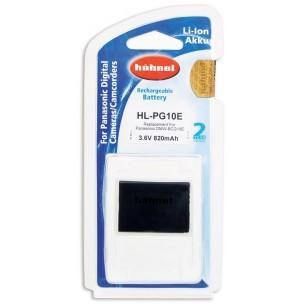 Hahnel Li-Ion baterija Panasonic DMW-BCG10E (HL-PG10E), serija TZ