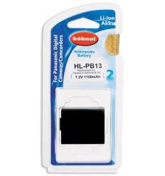 Hahnel Li-Ion baterija Panasonic DMW-BLB13E (HL-PB13) za GH1