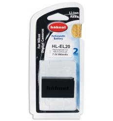 Hahnel Li-Ion baterija Nikon EN-EL20 (HL-EL20)