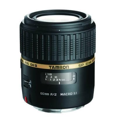 Tamron objektiv AF SP 60 mm F/2.0 Di II LD (IF) Makro 1:1, Canon
