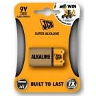 JCB alkalna baterija 9V