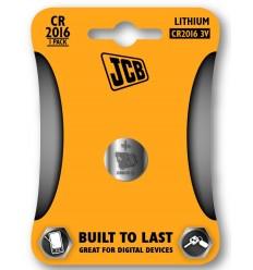 JCB litijeva gumb baterija CR2016