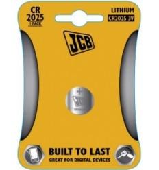 JCB litijeva gumb baterija CR2025