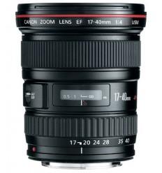 Canon objektiv EF 17-40 F/4 L USM
